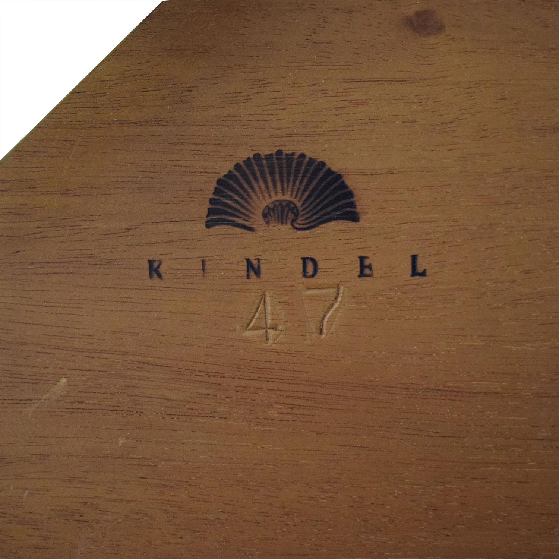 Kindel Kindel Mahogany Extension Dining Table discount