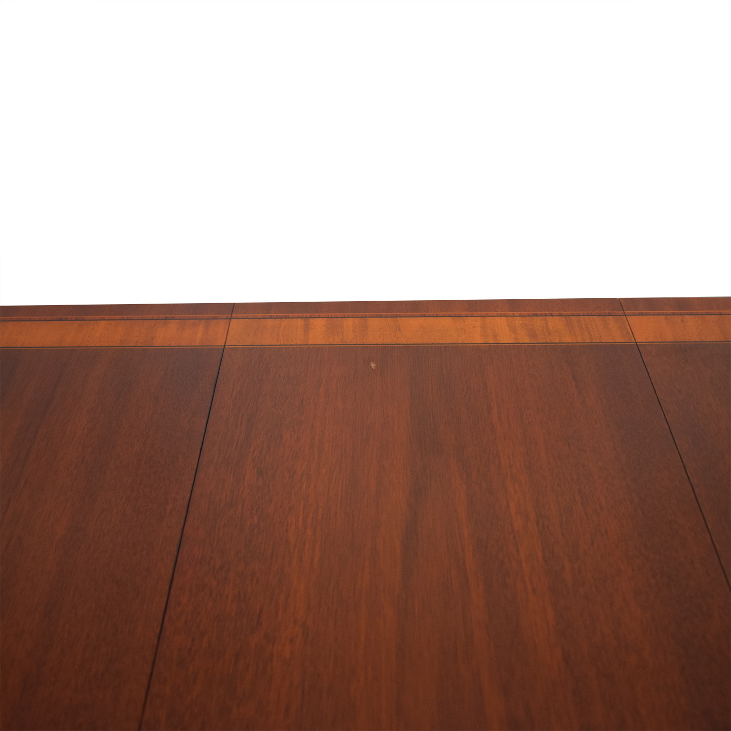 Kindel Kindel Mahogany Extension Dining Table second hand