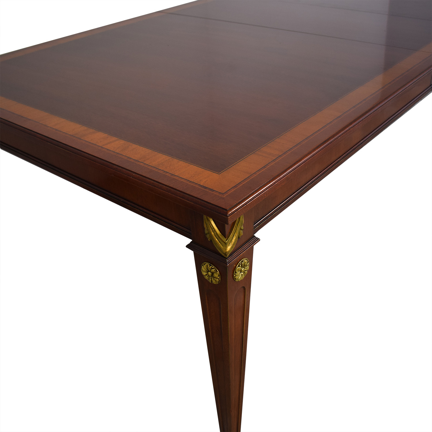 Kindel Mahogany Extension Dining Table / Tables