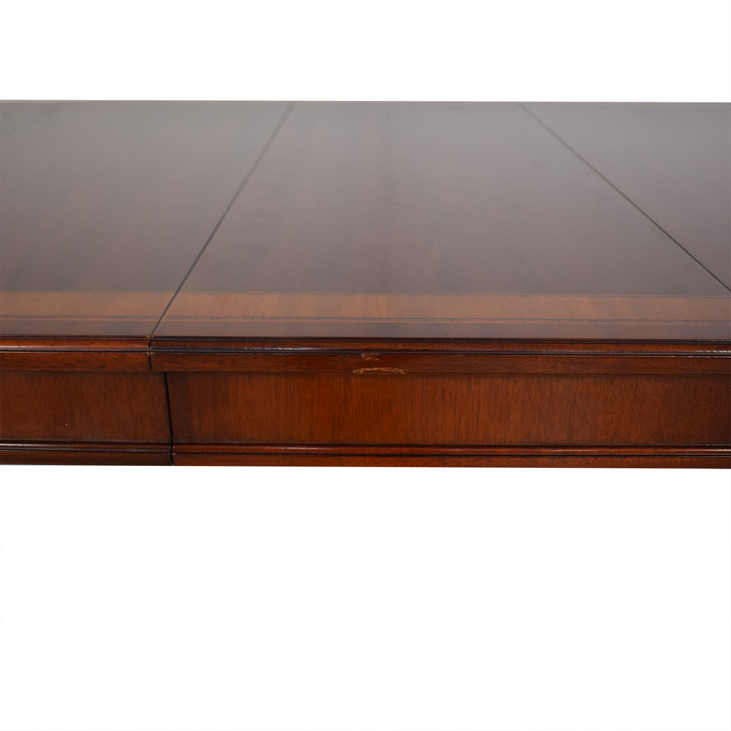Kindel Mahogany Extension Dining Table / Dinner Tables