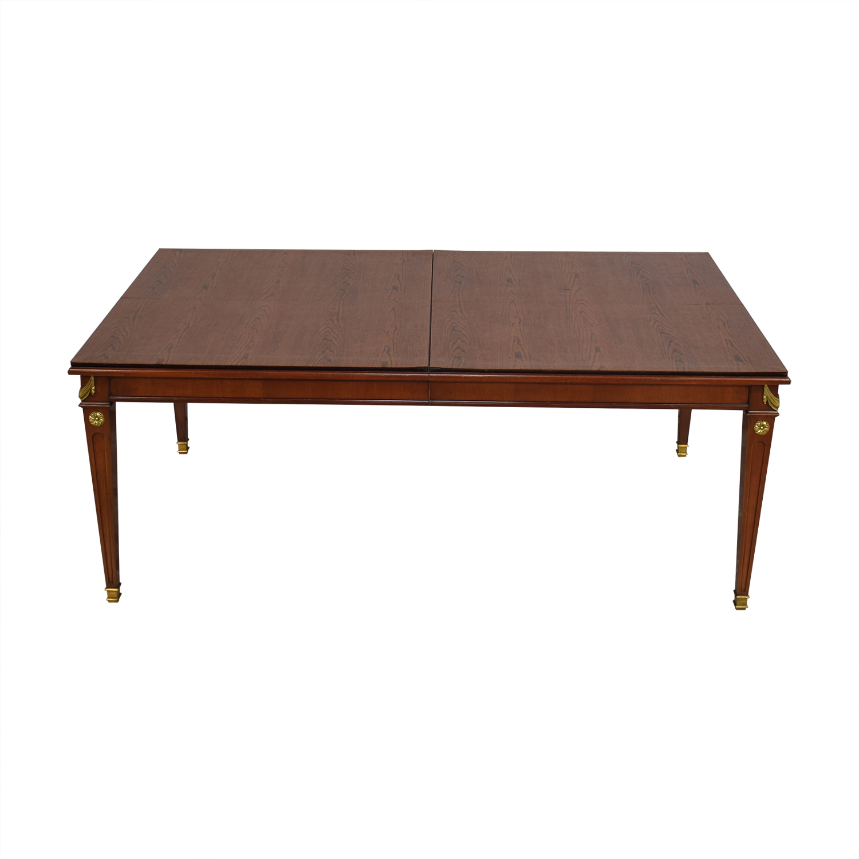 Kindel Kindel Mahogany Extension Dining Table for sale