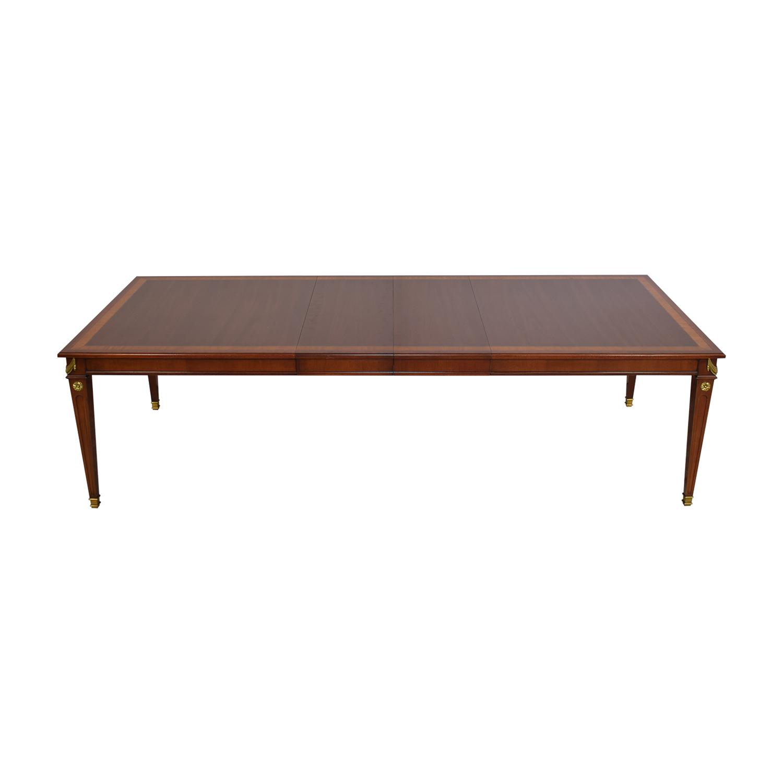 Kindel Kindel Mahogany Extension Dining Table