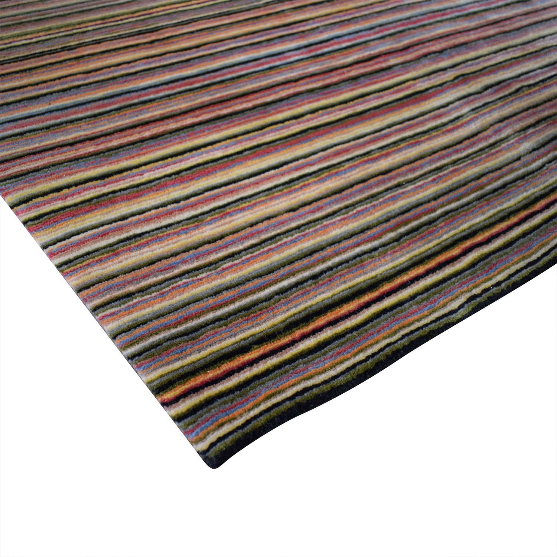 BDDW BDDW Thin Lines Tibetan Wool Rug price