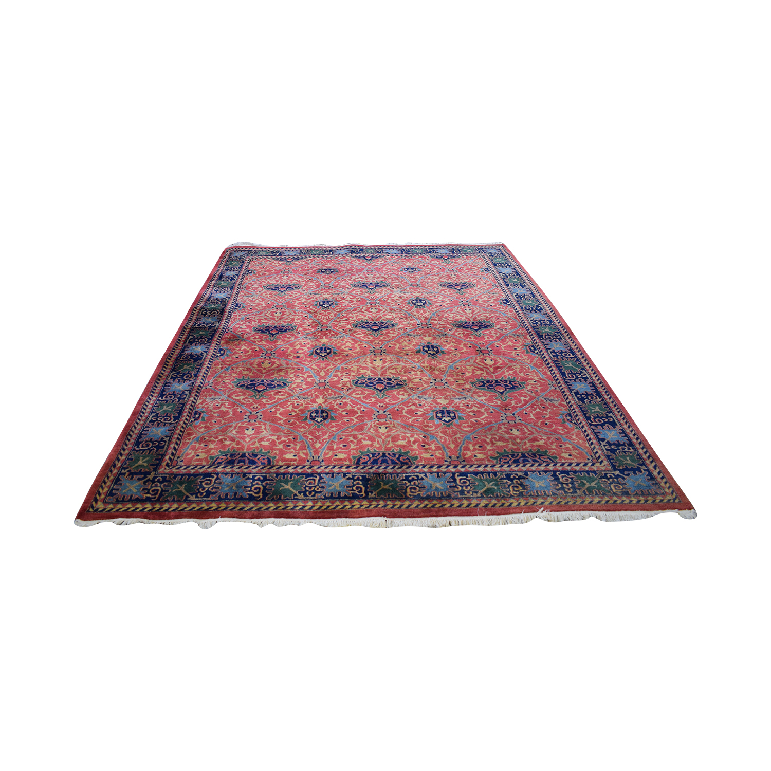 Persian Wool Rug Decor