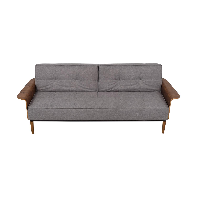 buy Inmod Bjorg Convertible Sofa Inmod Sofa Beds
