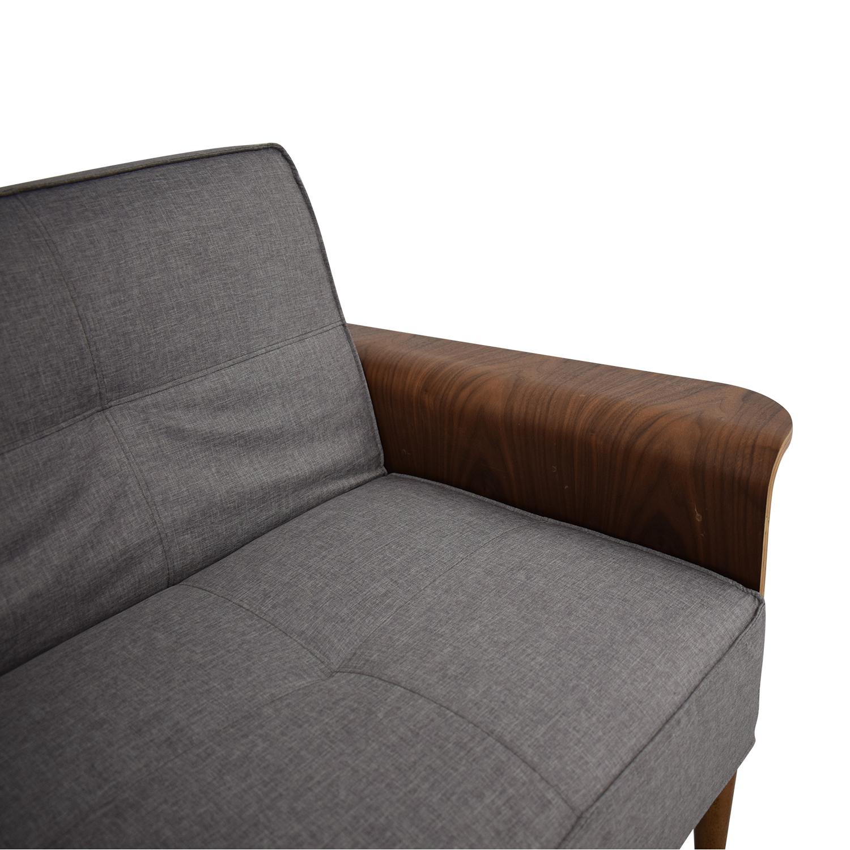 Inmod Bjorg Convertible Sofa Inmod