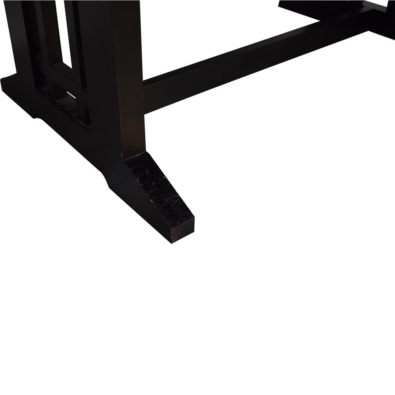 Palliser Palliser Trestle Table dimensions
