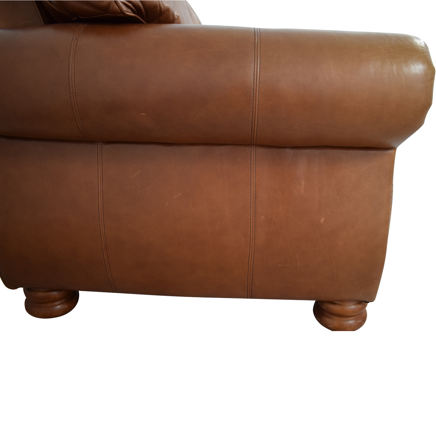 buy Thomasville Leather Sofa Chair Thomasville Chairs
