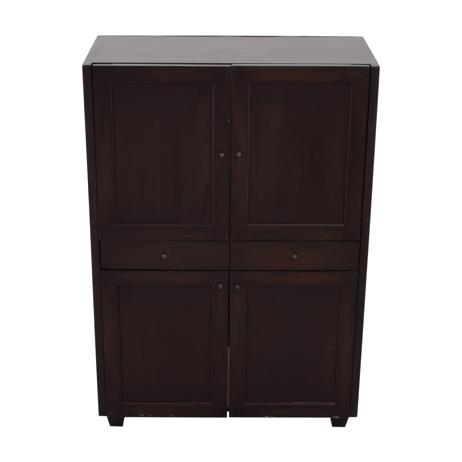 Stationary Cabinet with Drawers price