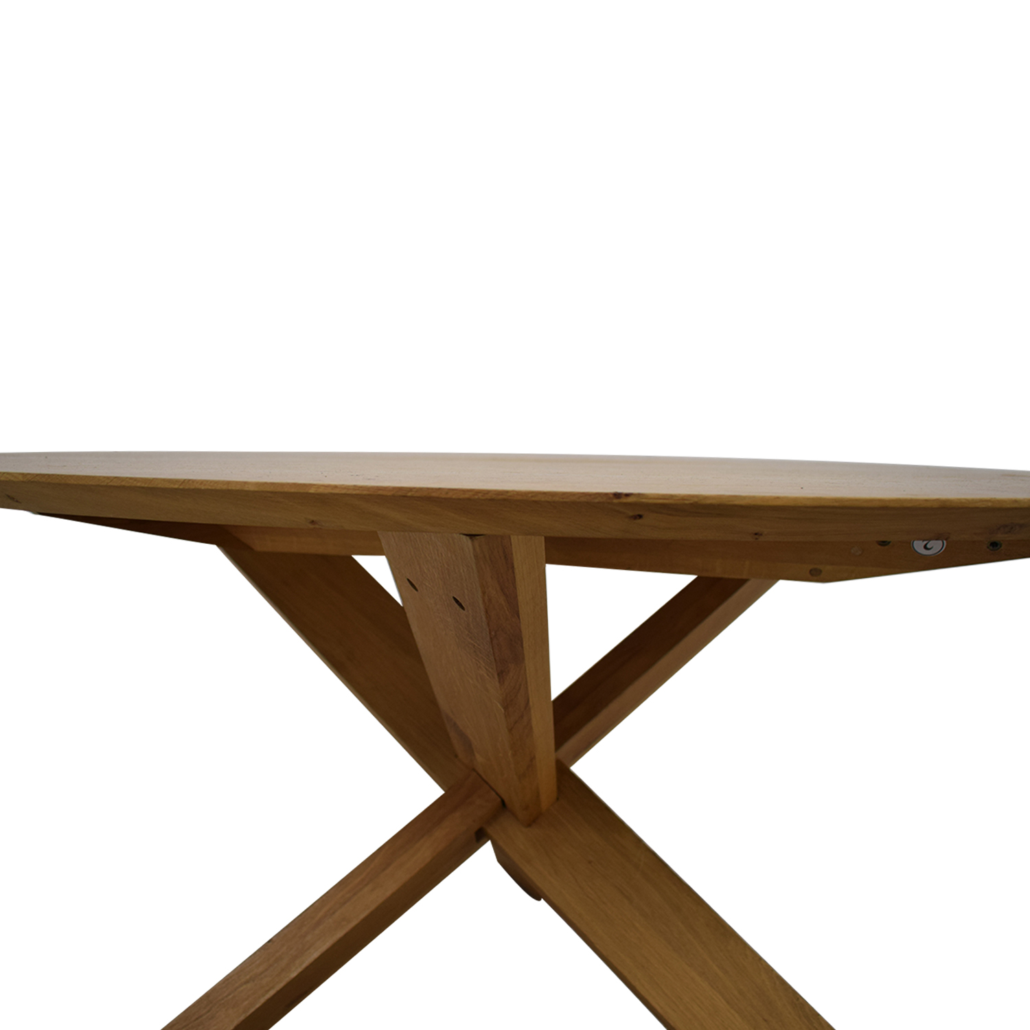 Ethnicraft Ethnicraft Circle Dining Table discount