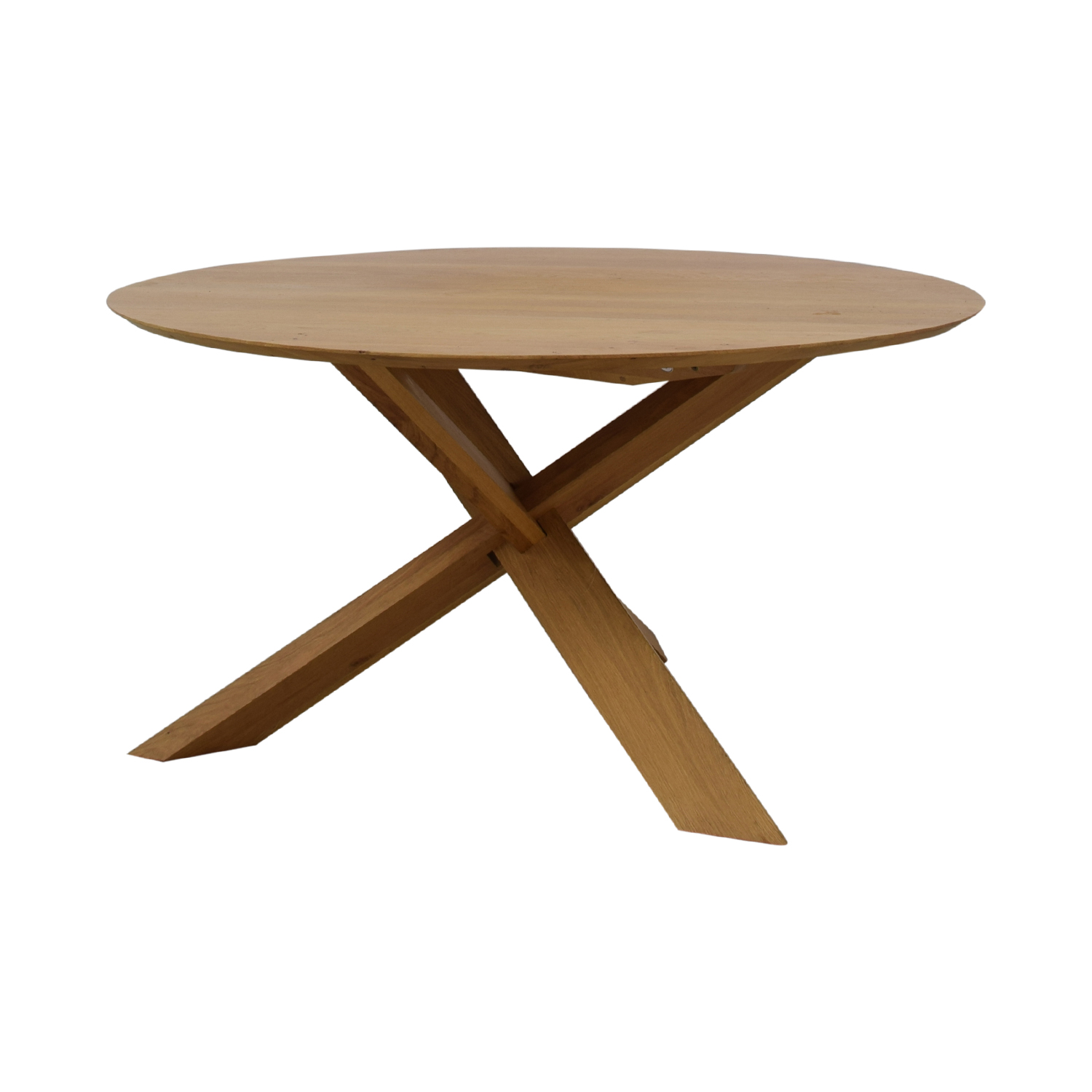 Ethnicraft Ethnicraft Circle Dining Table nyc