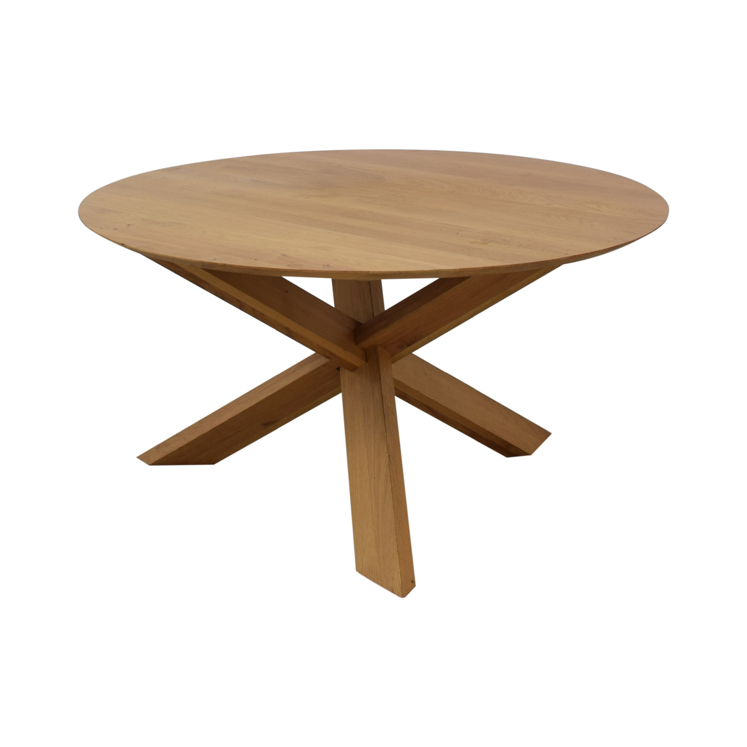Ethnicraft Circle Dining Table Ethnicraft