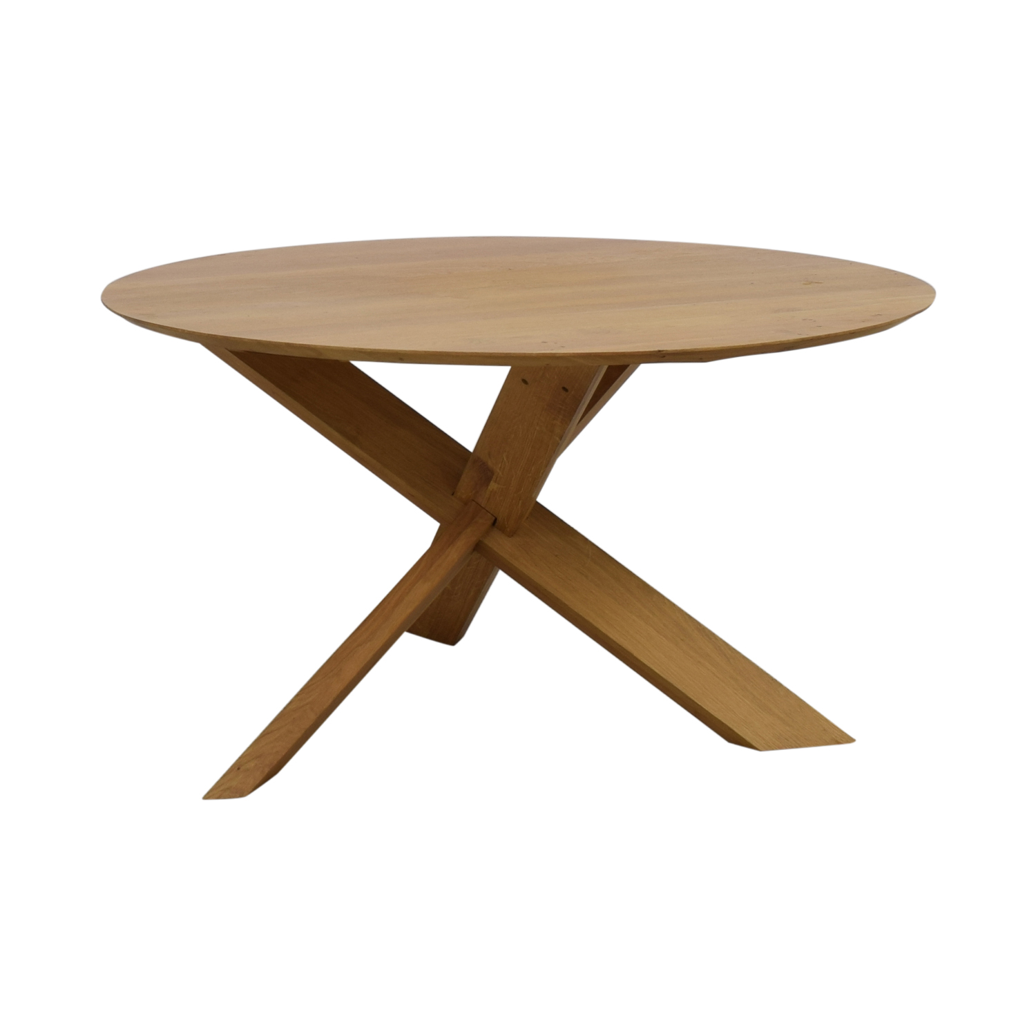Ethnicraft Circle Dining Table / Tables