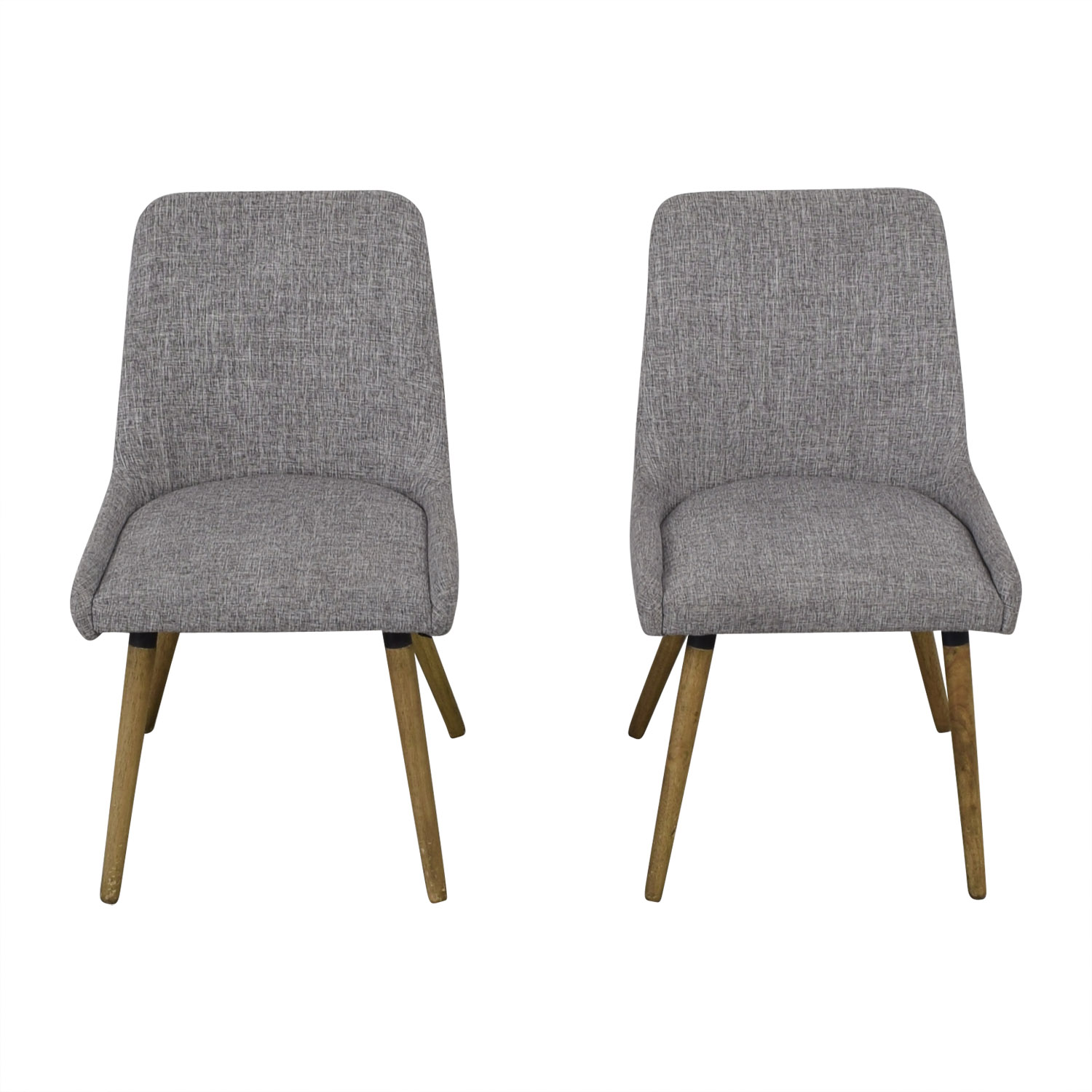 West Elm West Elm Mid-Century Upholstered Dining Chairs price