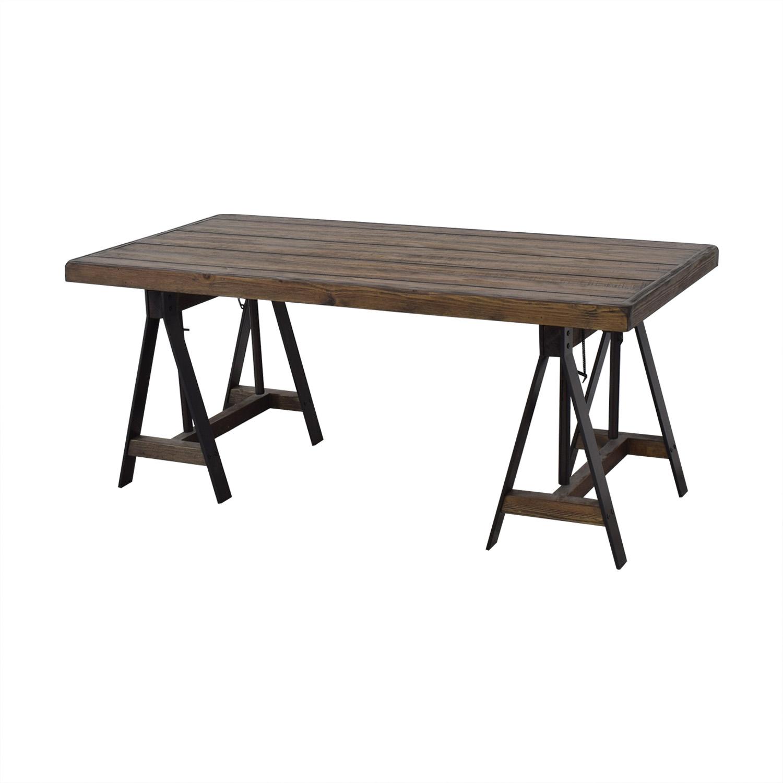 Trent Austin Design Trent Austin Design Wood Drafting Desk
