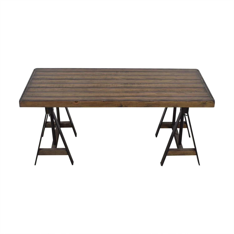 buy Trent Austin Design Wood Drafting Desk Trent Austin Design Tables