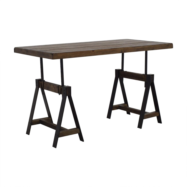 Trent Austin Design Wood Drafting Desk / Home Office Desks