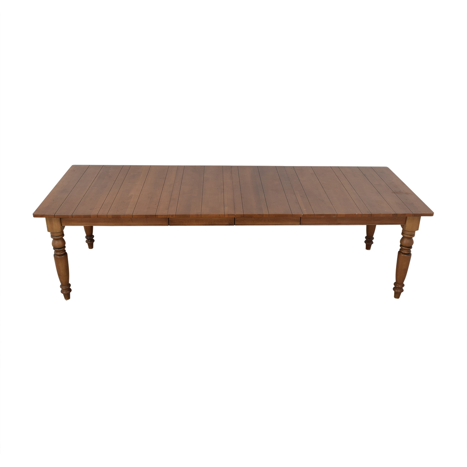Ethan Allen Ethan Allen Miller Wood Dining Table nyc