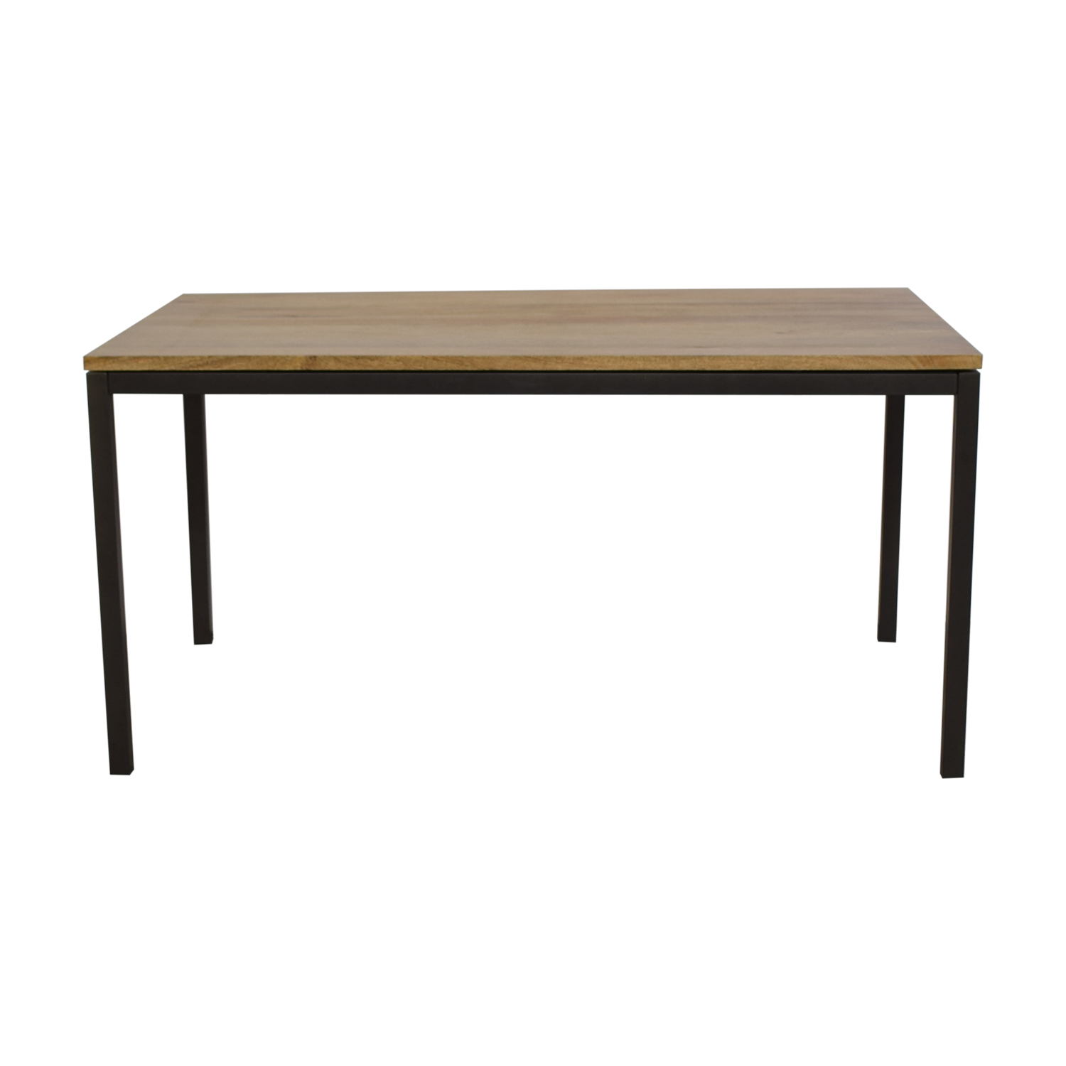 West Elm West Elm Box Frame Dining Table on sale