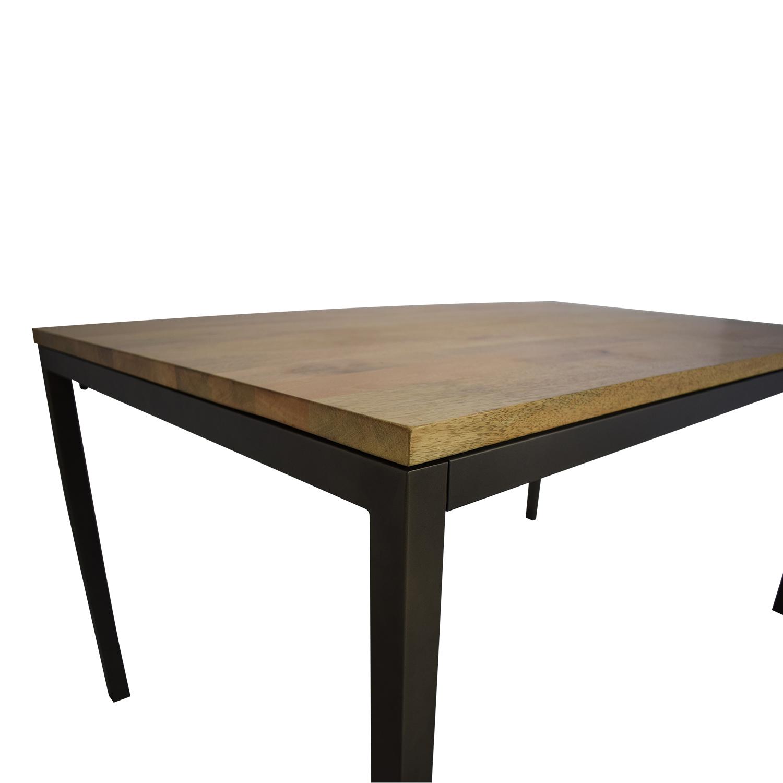 West Elm West Elm Box Frame Dining Table Tables