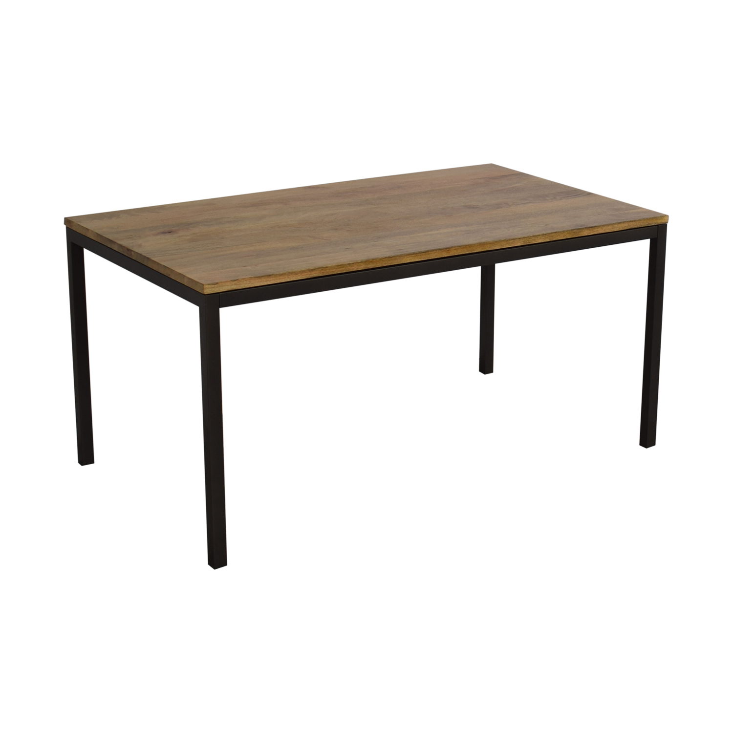 West Elm Box Frame Dining Table West Elm