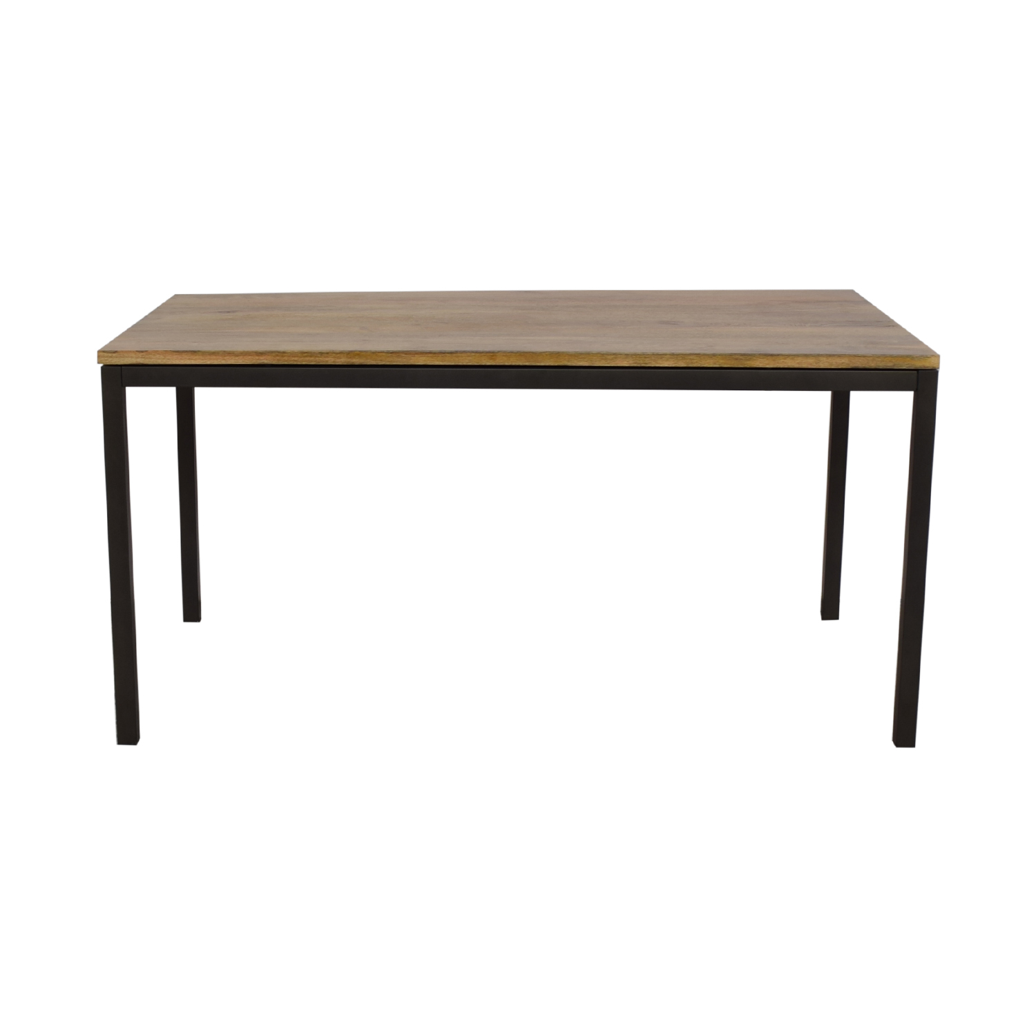 West Elm West Elm Box Frame Dining Table discount