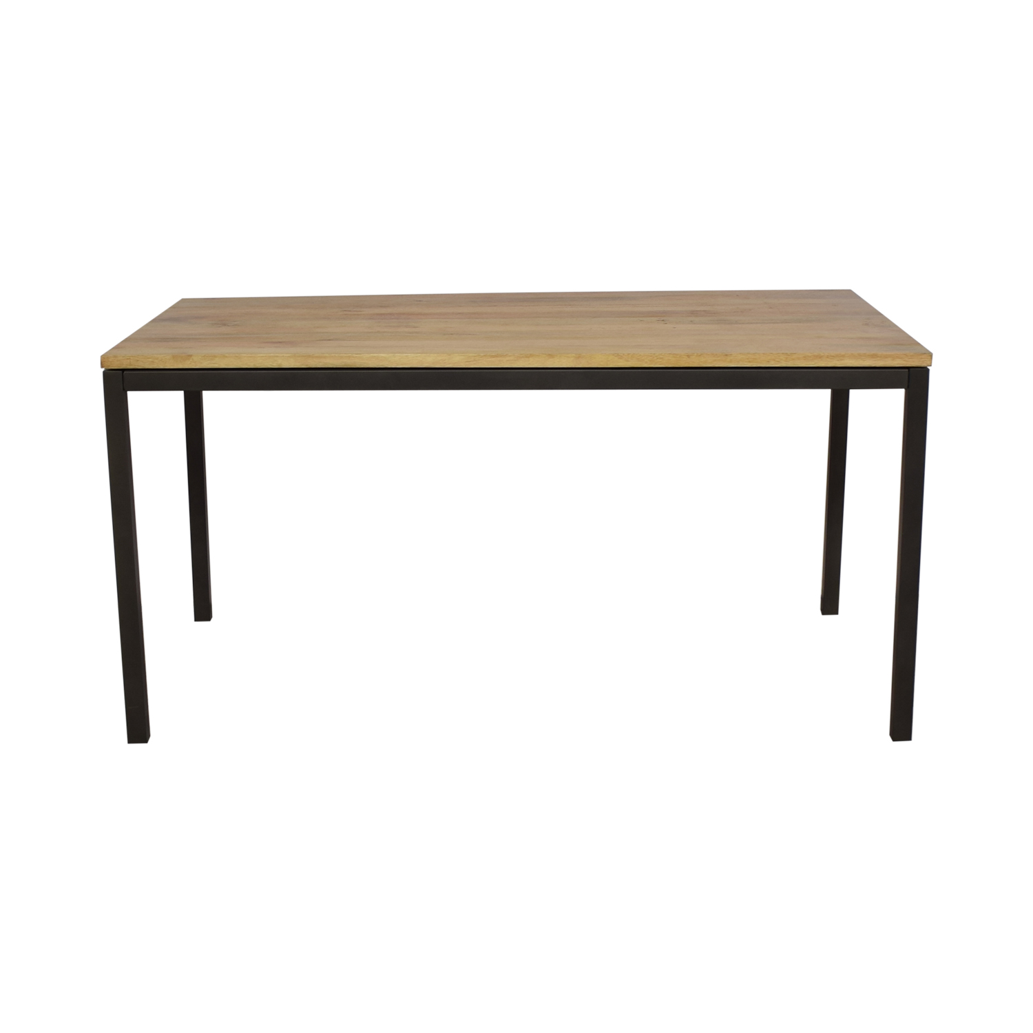buy West Elm West Elm Box Frame Dining Table online