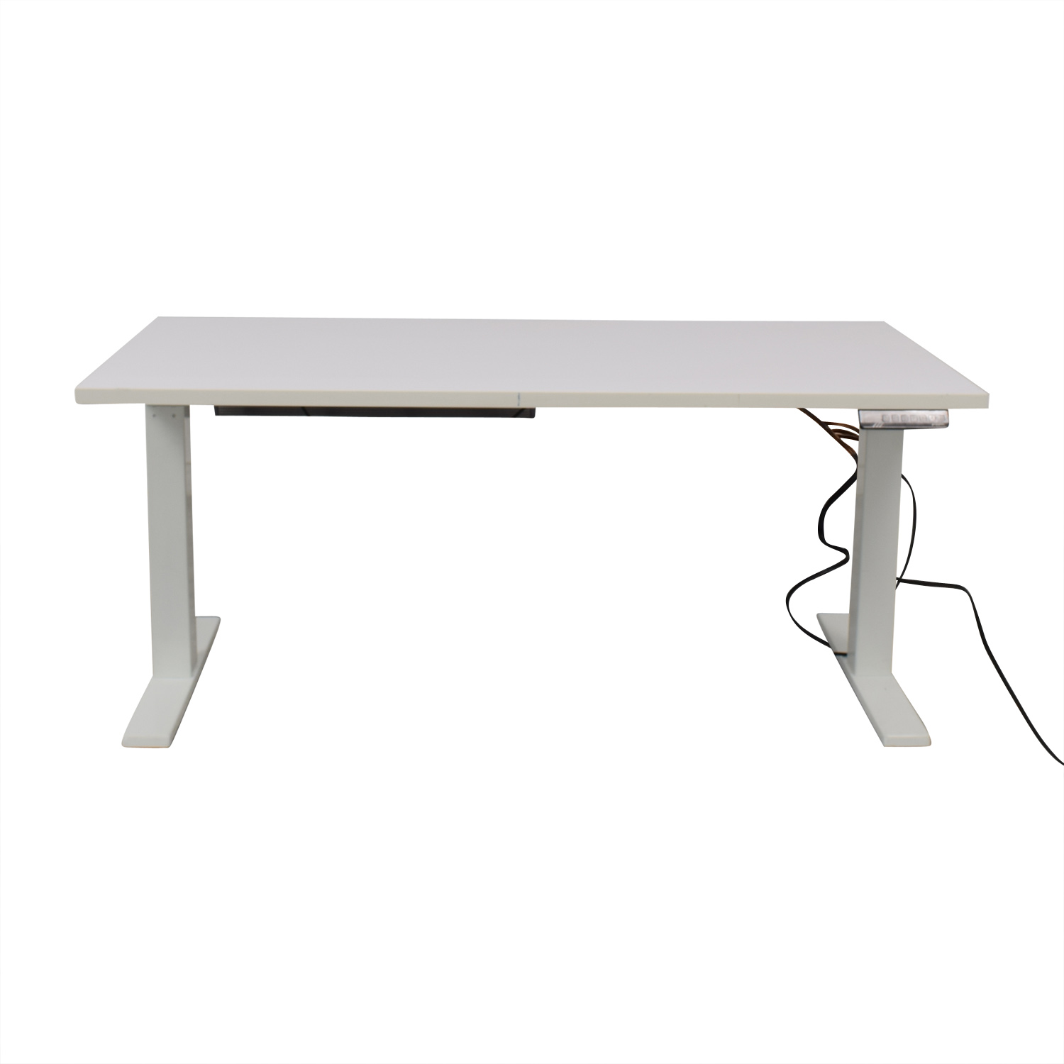 buy Poppin Poppin Series L Adjustable Height Single Desk online