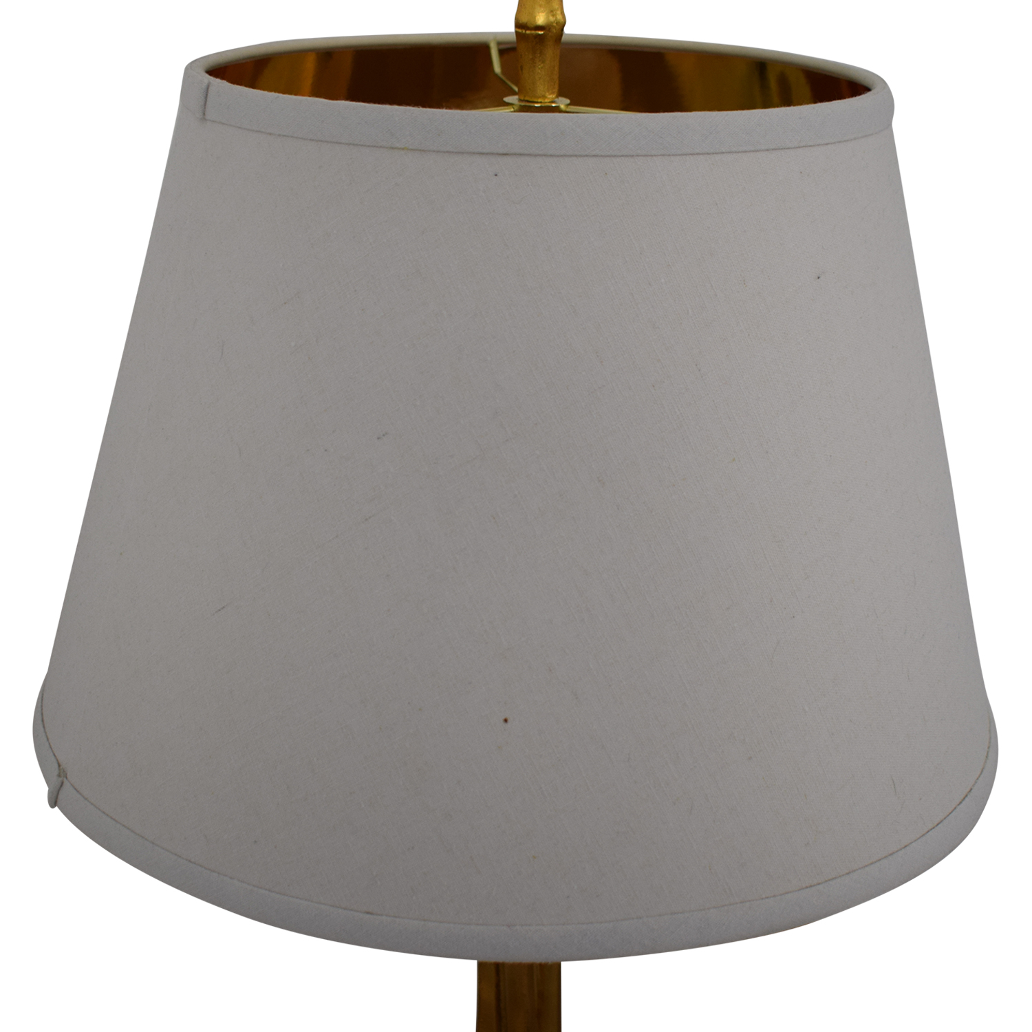 buy Horchow Golden Bamboo Table Lamp Horchow