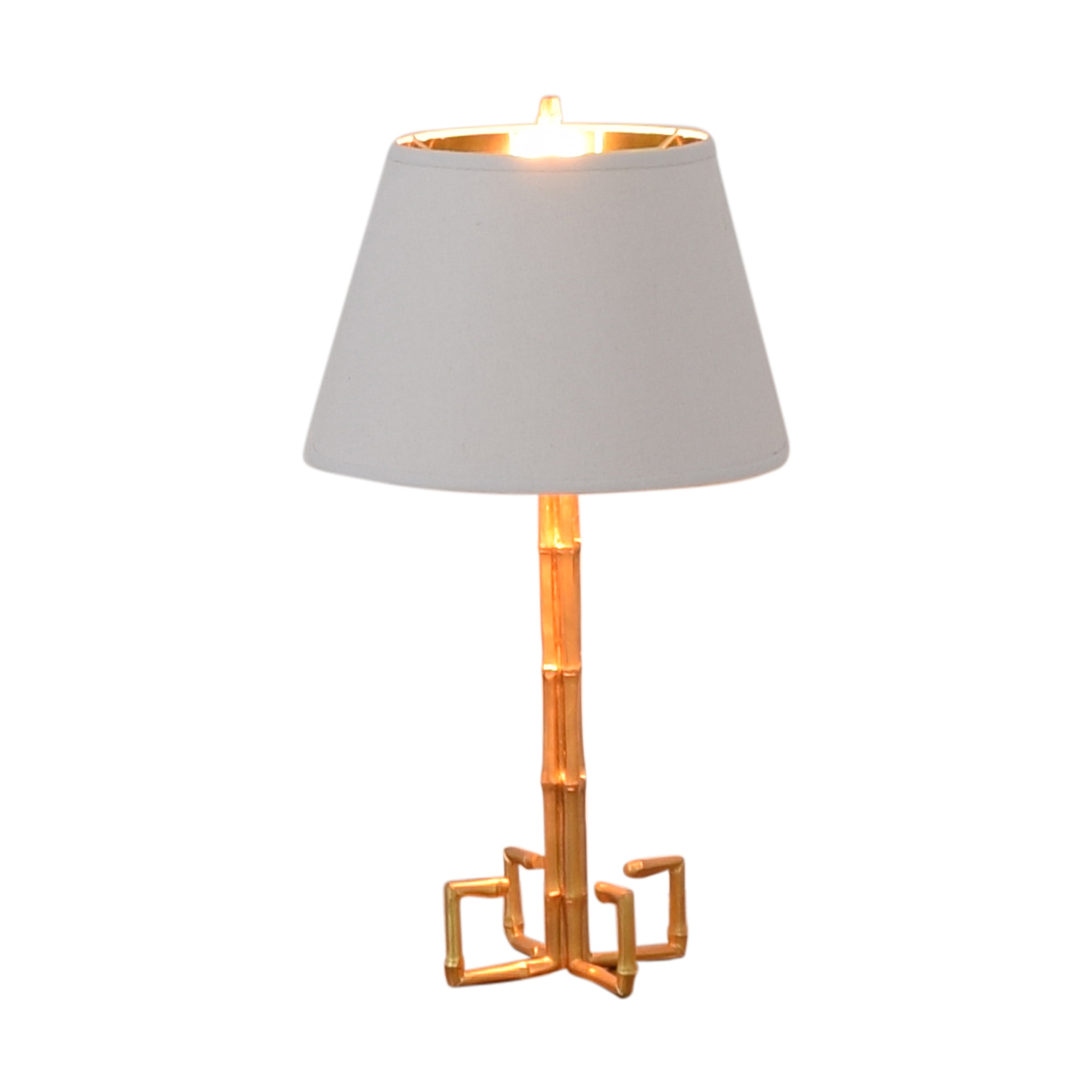 Horchow Horchow Golden Bamboo Table Lamp coupon