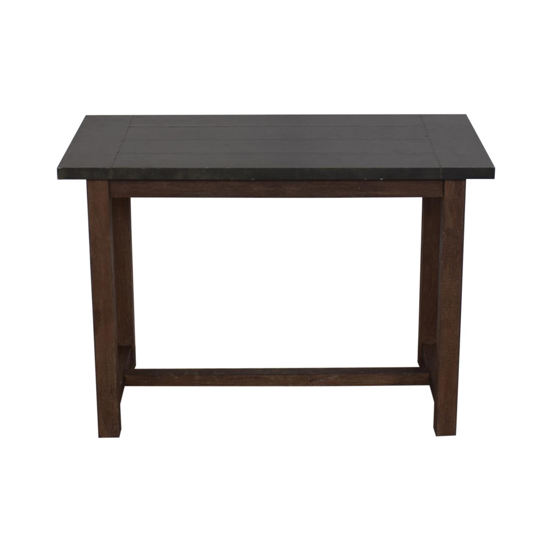 shop Crate & Barrel High Counter Table CB2