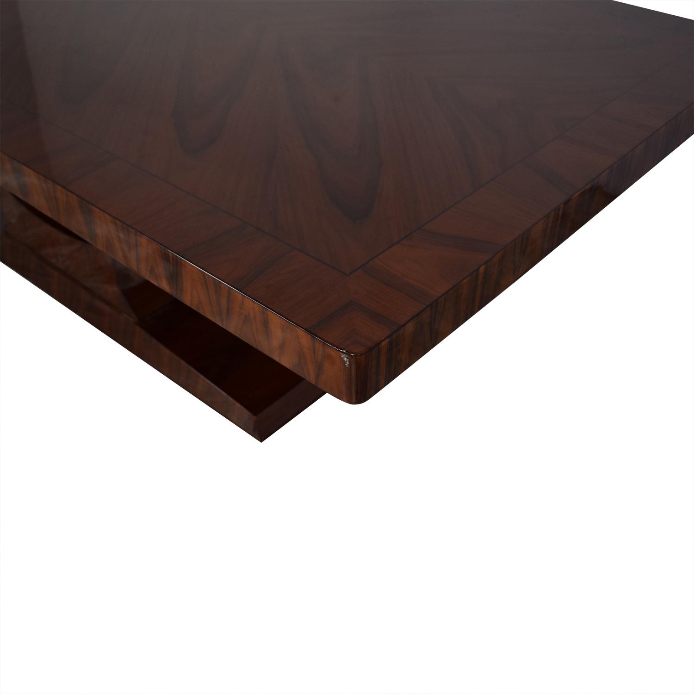 High Gloss Art Deco Style Table on sale