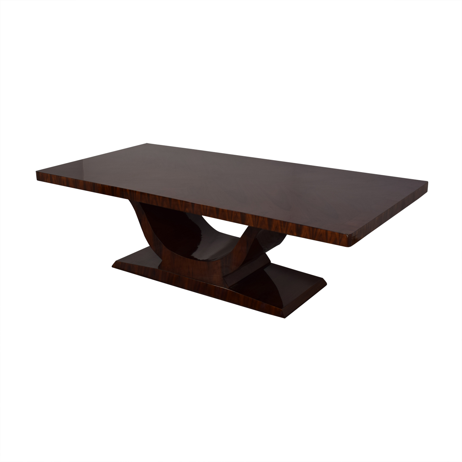 High Gloss Art Deco Style Table for sale