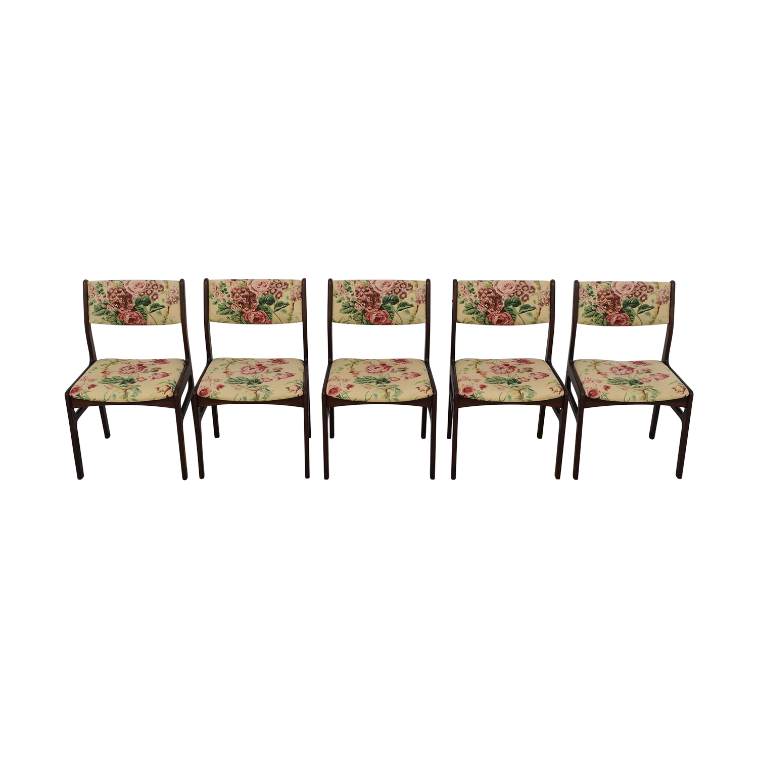 Dyrlund Danish Modern Dining Chairs sale