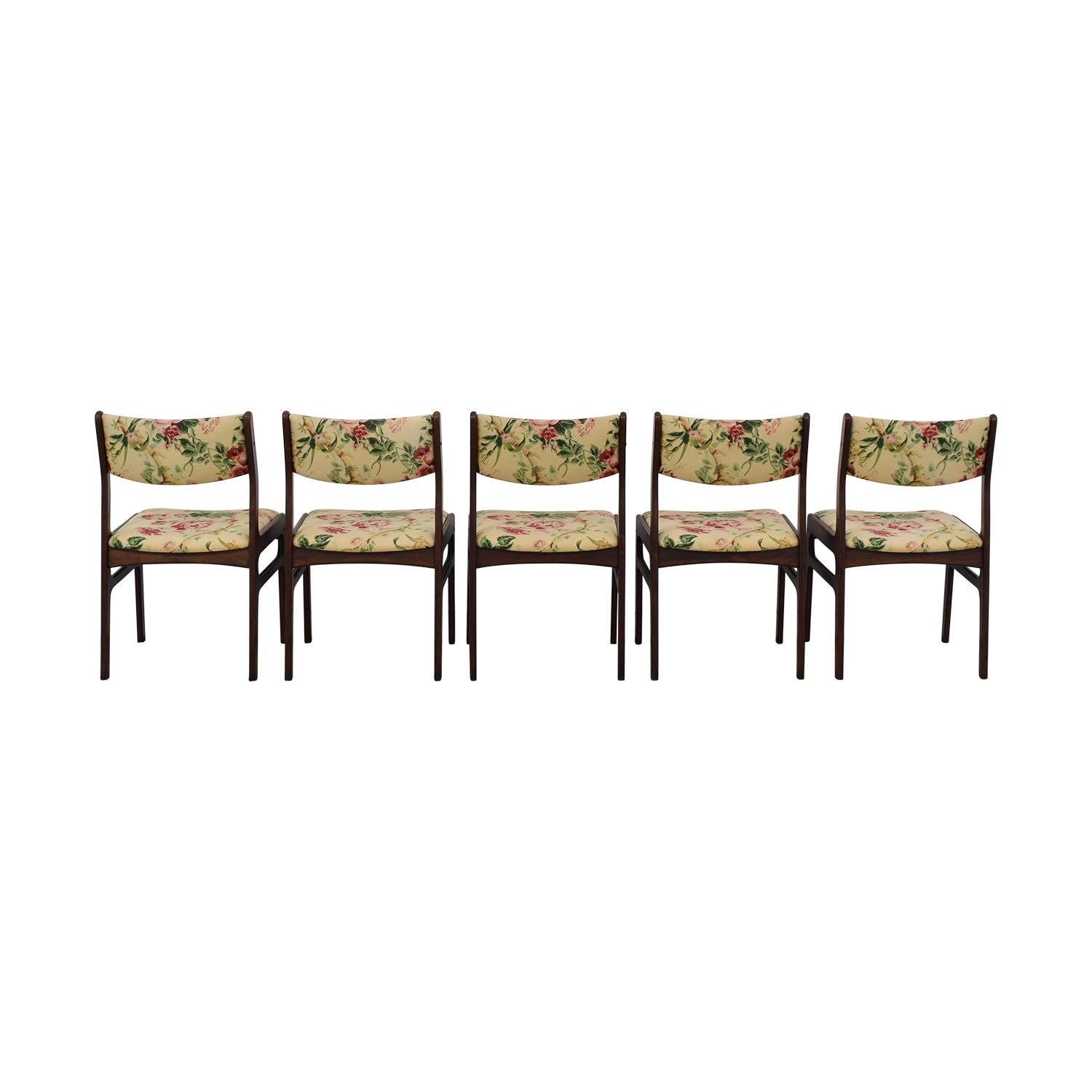 Dyrlund Dyrlund Danish Modern Dining Chairs discount