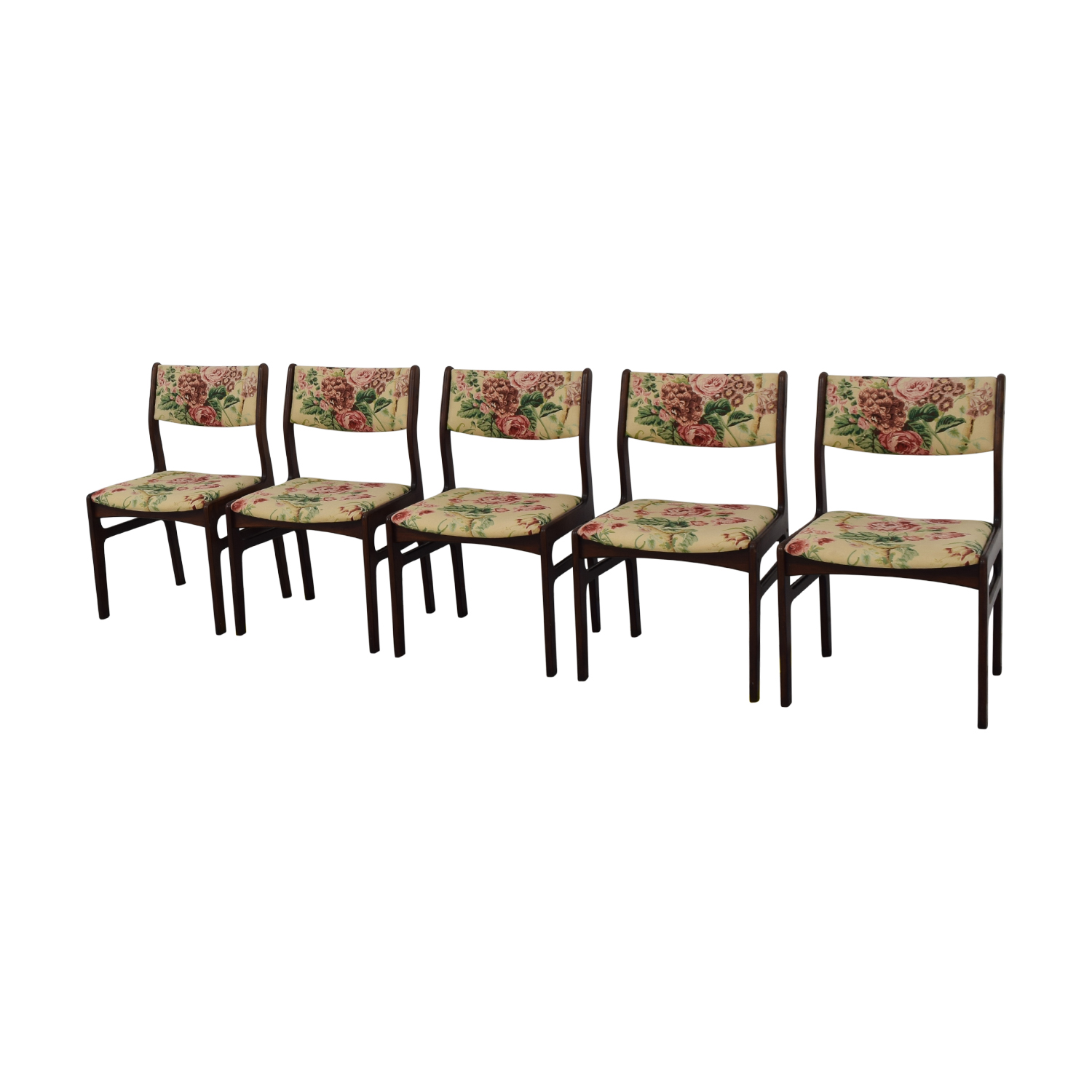 Dyrlund Dyrlund Danish Modern Dining Chairs price