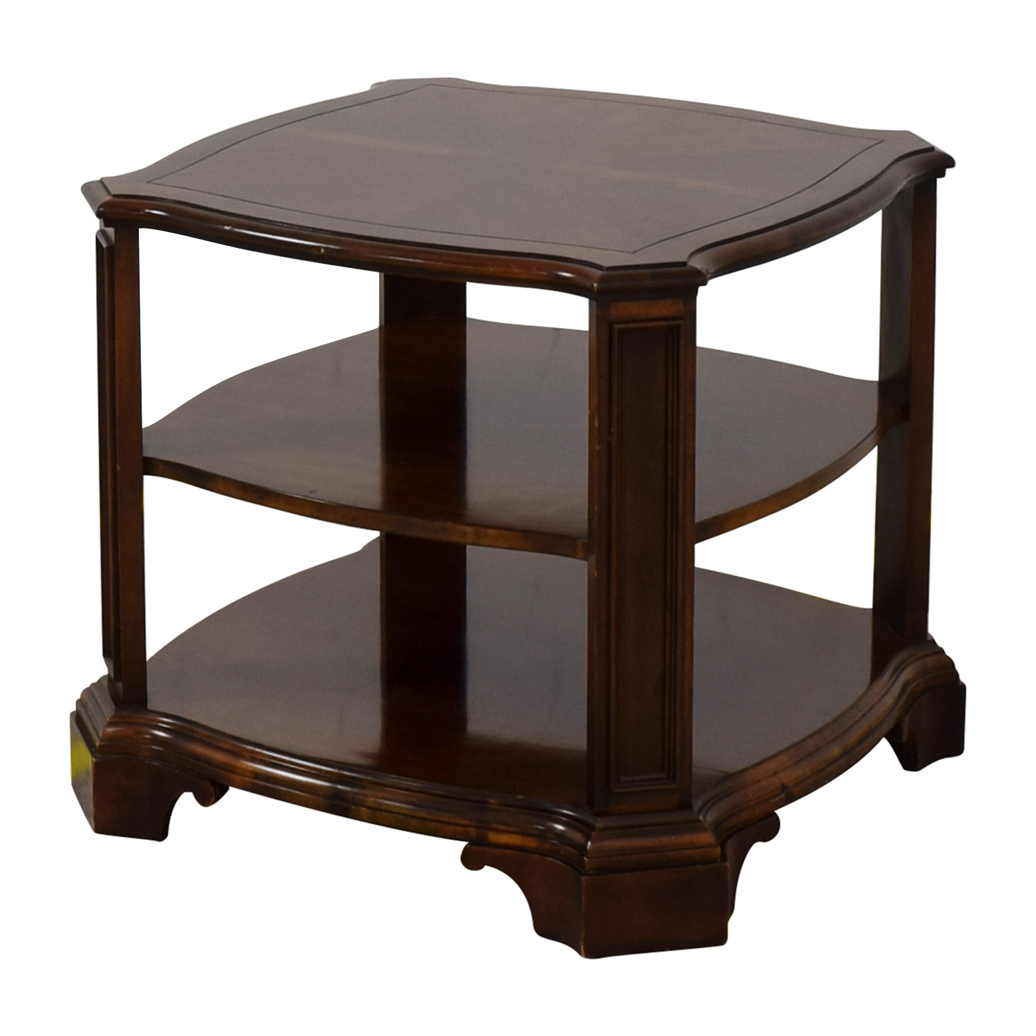 shop Three Level End Table  End Tables