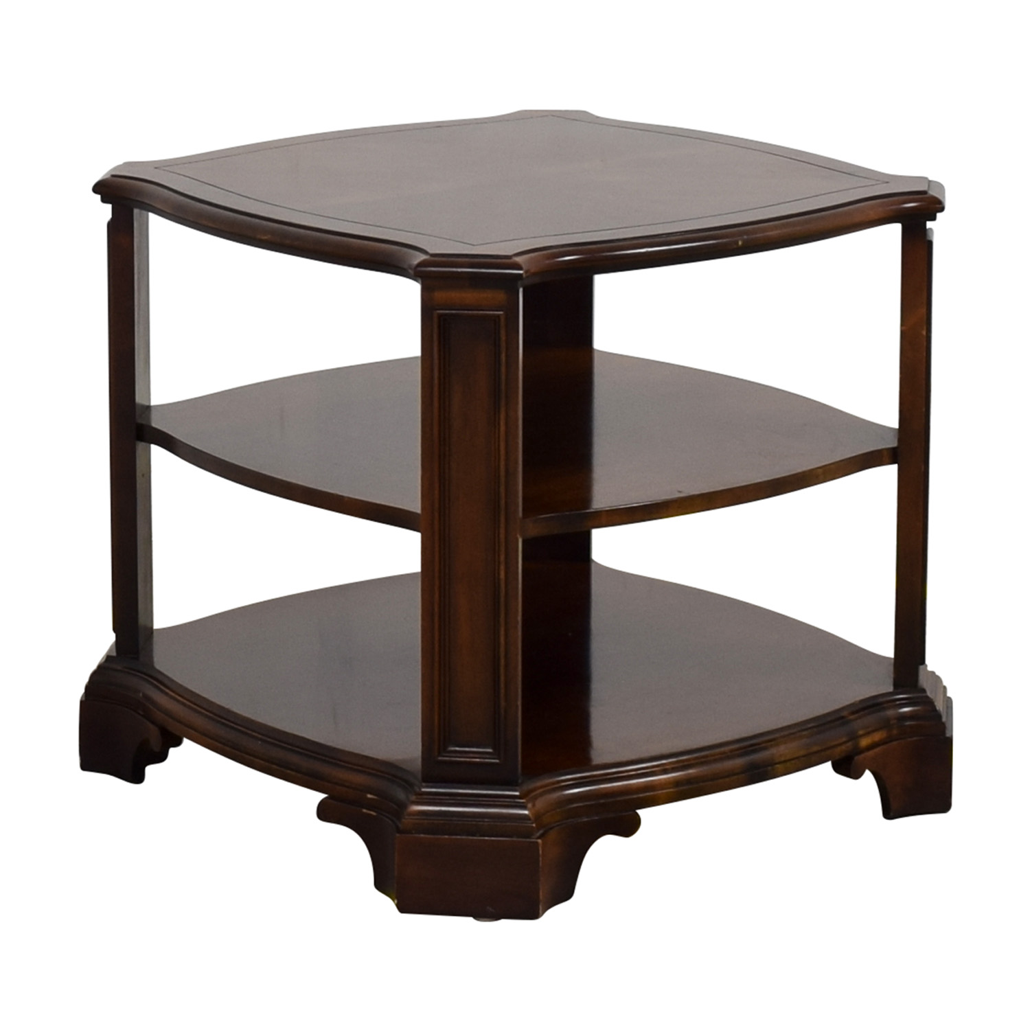 Three Level End Table / End Tables