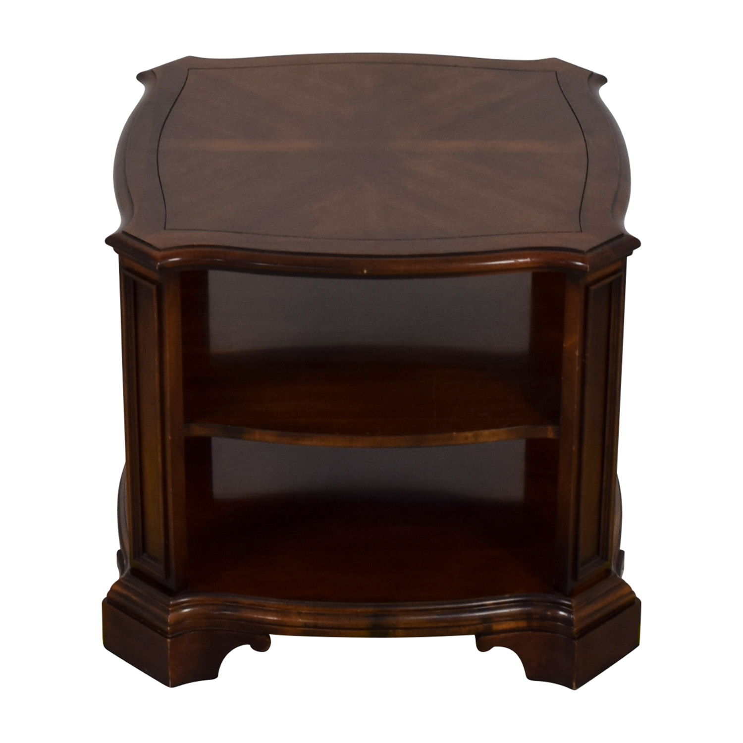 Three Level End Table discount