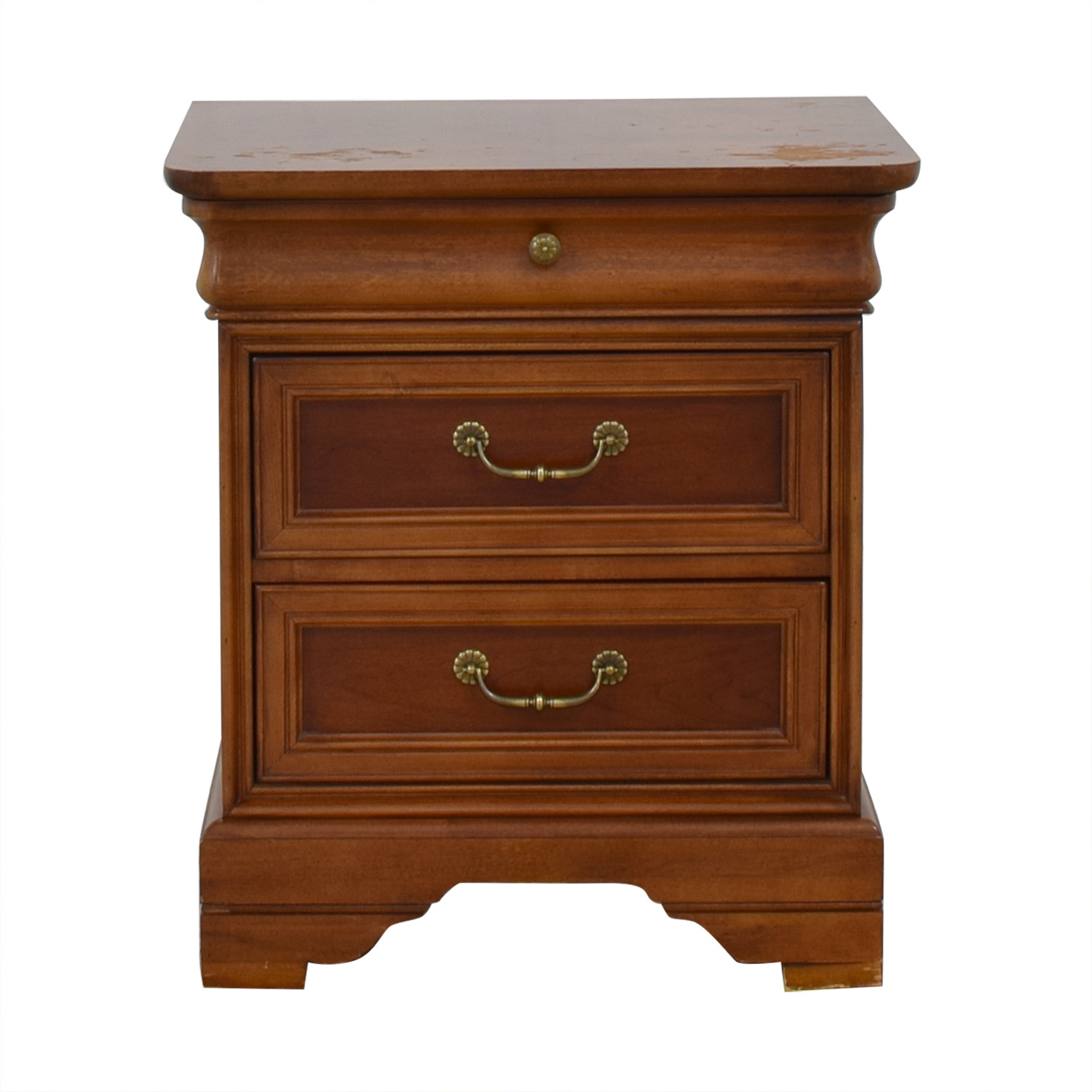 Lexington Furniture Lexington Three Drawer Nightstand used