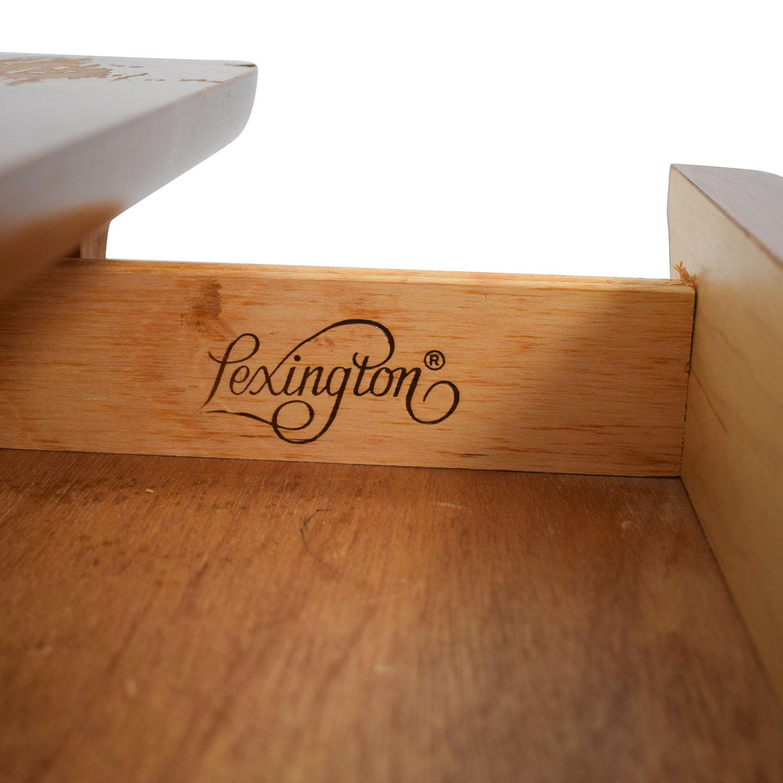 Lexington Three Drawer Nightstand / Tables