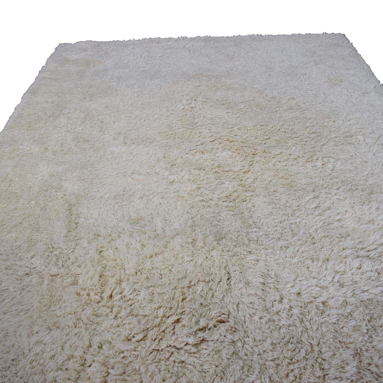 ABC Carpet & Home ABC Carpet Shag Rug coupon