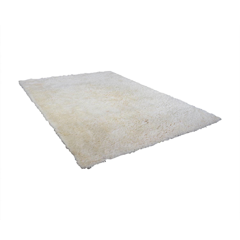 ABC Carpet & Home ABC Carpet Shag Rug discount