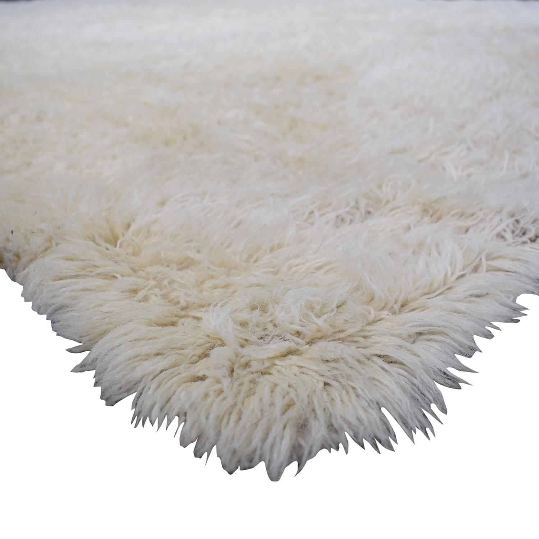 ABC Carpet Shag Rug / Decor