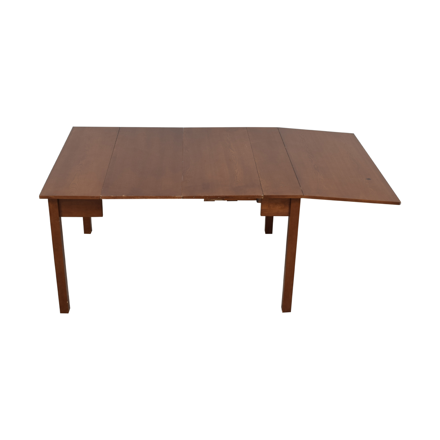 shop Extendable Table with Drawers  Dinner Tables