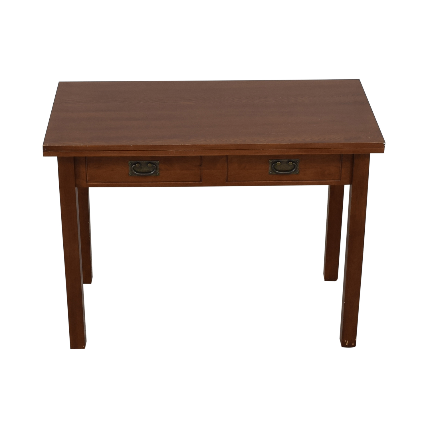 Extendable Table with Drawers dimensions
