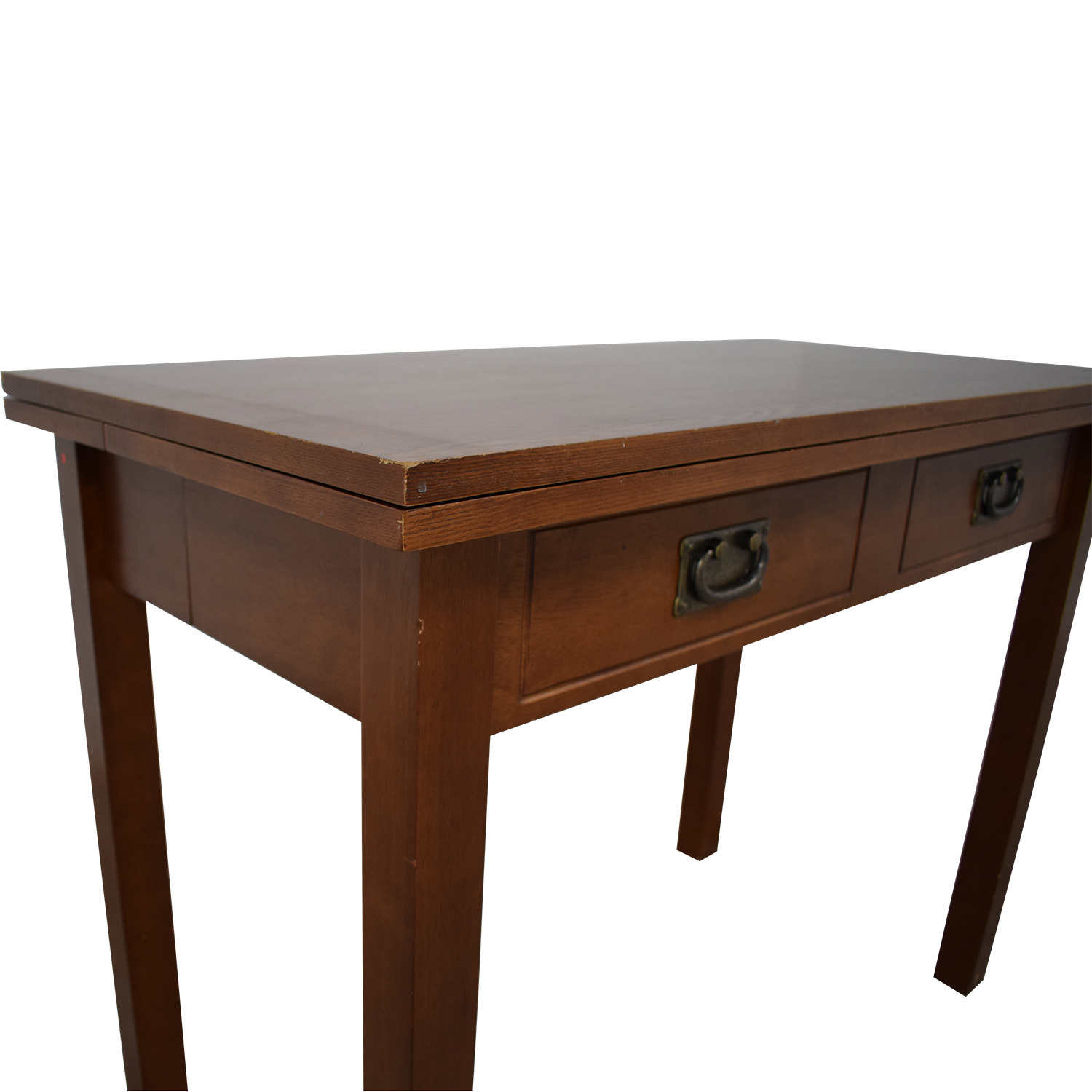 Extendable Table with Drawers nyc