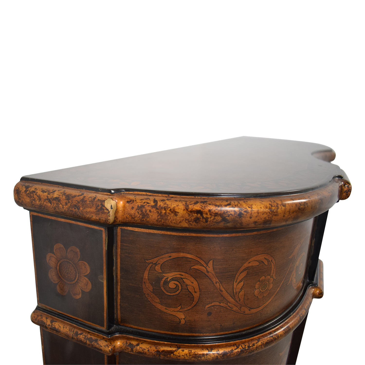 buy Cabinet with Curved Doors  Storage