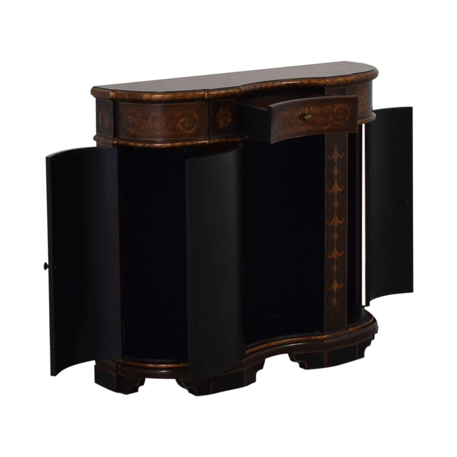 Cabinet with Curved Doors / Cabinets & Sideboards