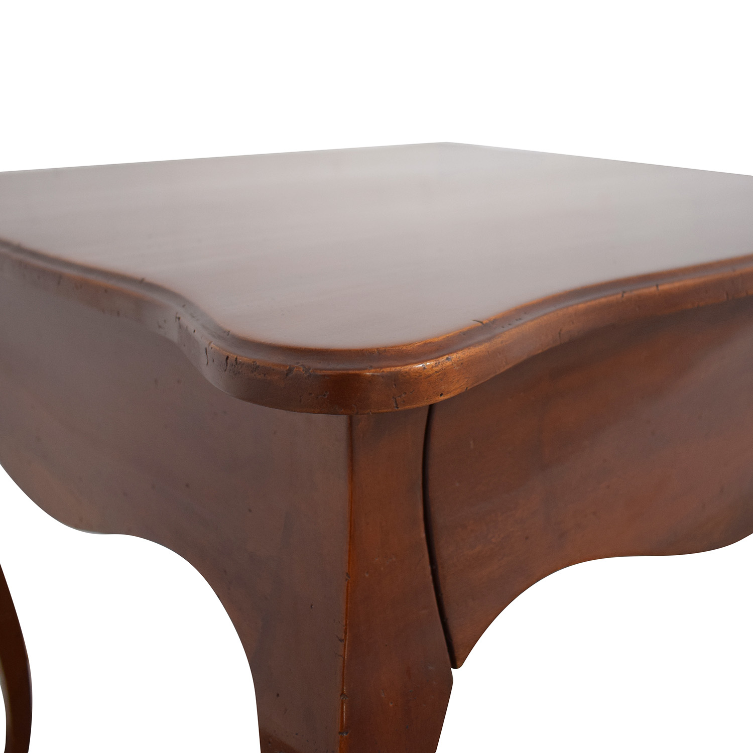 Curved Legs Side Table discount